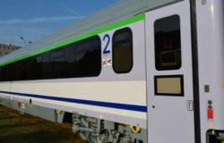 Cegielski modernizuje wagony dla PKP Intercity