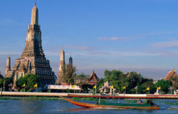 Bangkok najchętniej odwiedzanym miastem na świecie