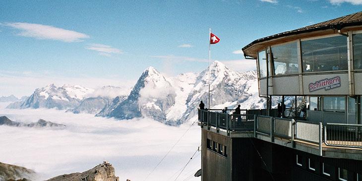 Piz Gloria – Szwajcaria