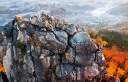 Odkryj piękno polskich gór jesienią