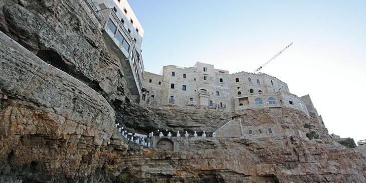 GrottaPalazzese - Włochy