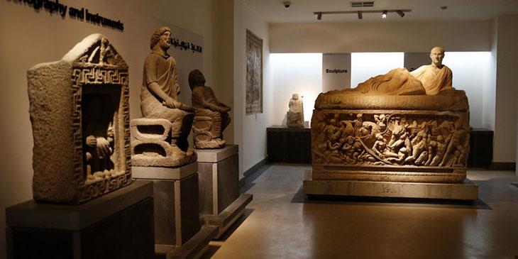Muzeum starożytności w Damaszku