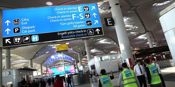 W Stambule otwarto nowe lotnisko