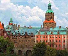 Podziemia zamku Książ dostępne dla turystów