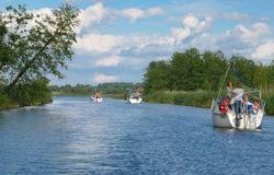 Modernizacja mazurskich kanałów