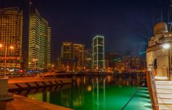 Dobrej nocy w Libanie