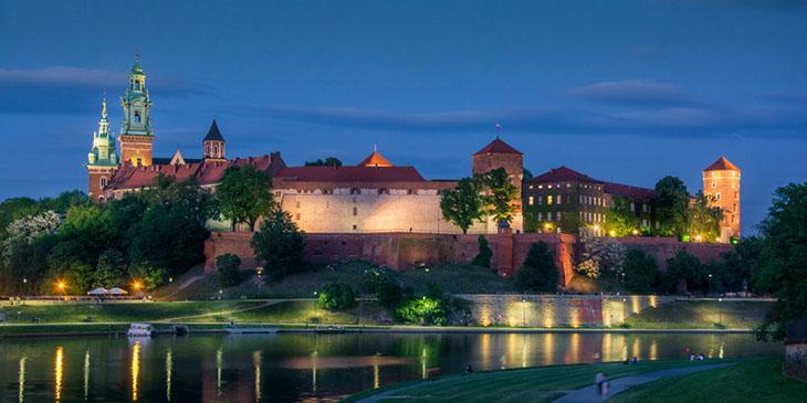 Zamek Królewski na Wawelu, Kraków