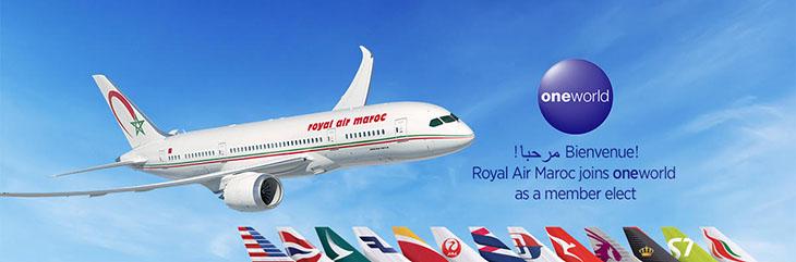 Royal Air Maroc członkiem oneworld