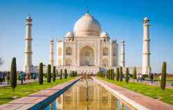 Droższy wstęp do Tadź Mahal