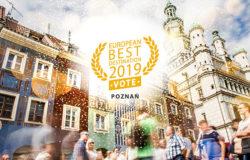 Czy Poznań zostanie najlepszym celem podróży w Europie?