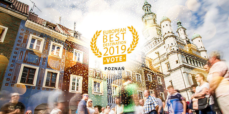 Poznań European Best Destinations (EBD)
