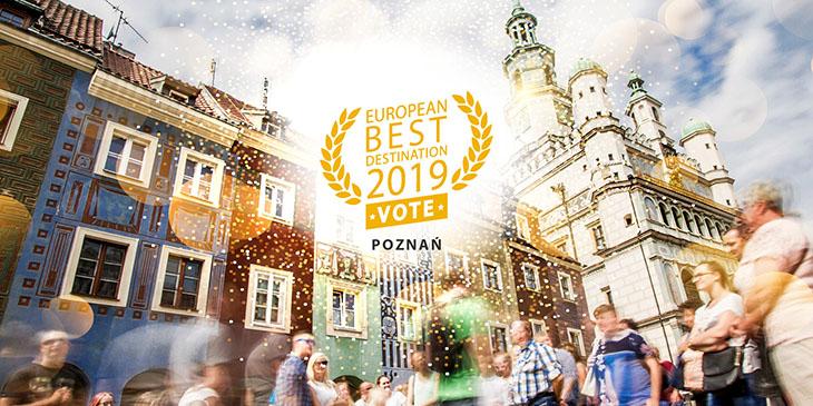 Poznań European Best Destinations (EBD)