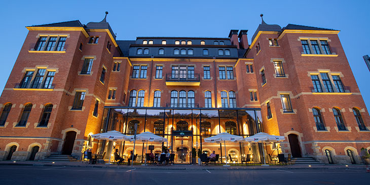 Craft Beer Central Hotel Gdańsk