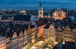 Poznań jednym z najlepszych celów podróży w Europie