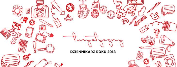 Turystyczny Dziennikarz Roku 2018
