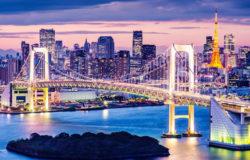 Pływające hotele w Zatoce Tokijskiej