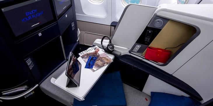 Air France prezentuje nową klasę biznes