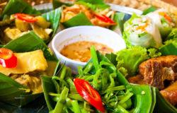Pierwsze targi gastronomiczne w Kambodży