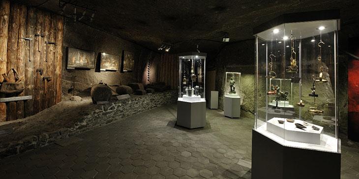 Senior W Muzeum Górnicze Abc Ttg Dziennik Turystyczny
