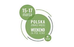 Weekend za pół ceny na Mazowszu