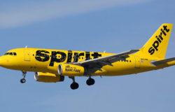 Spirit Airlines otwiera kolejne połączenia