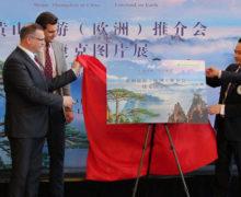 Chińska góra promuje turystykę w Czechach i Niemczech
