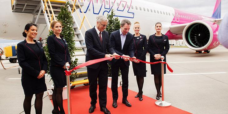 Wizz Air odebrał pierwszego Airbusa A321NEO