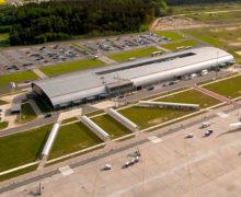 TUI Poland na lotnisku Warszawa/Modlin