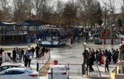 Katastrofa promu na rzece Tygrys