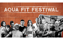 Zapraszamy na AQUA FIT FESTIWAL 2019