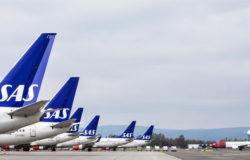 SAS odwołuje poniedziałkowe i wtorkowe loty