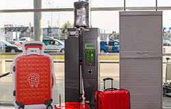 Wrap Bag na lotnisku w Poznaniu