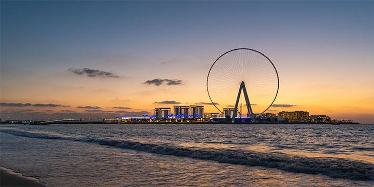 Diabelski młyn (Ain Dubai)