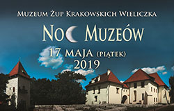 Noc Muzeów 2019 w Wieliczce