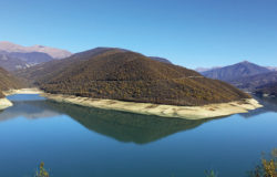 Odkrywanie Gruzji: Podróż za wodą