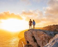 Raj dla miłośników zachodów słońca