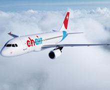 Szwajcarska Germania zmienia się w Chair Airlines