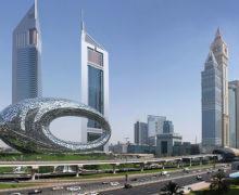 Nowoczesna architektura Dubaju