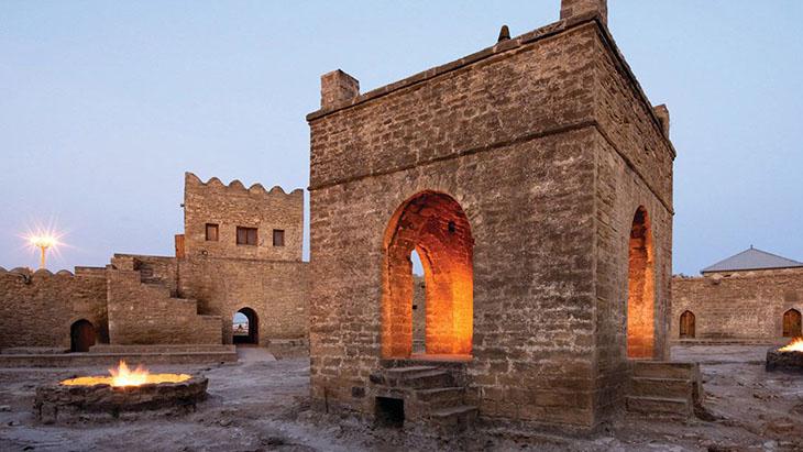 Ateszgah, świątynia ognia