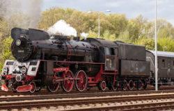 Przejazdy pociągiem retro w Poznaniu