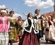 V Międzynarodowy Festiwal Poloneza