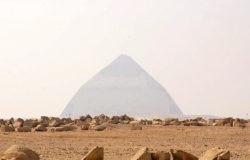 Najstarsze egipskie piramidy otwarte dla turystów