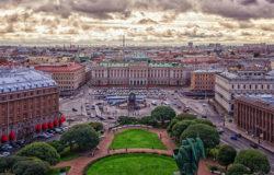 E-wiza do Sankt Petersburga bez opłaty