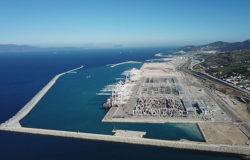 Tanger Med. wśród portowych gigantów
