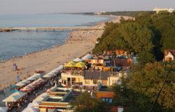 Nad Bałtykiem jak na Riwierze Tureckiej