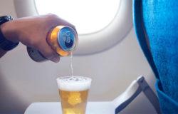 Brytyjczycy bez alkoholu w bagażu podręcznym