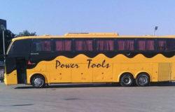 Zambia: urodzinowy autobus