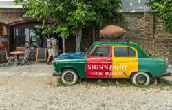 Signagi w Gruzji – skąd się wzięła nazwa miasta miłości?