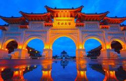 Wsiąść do pociągu byle… na Tajwan
