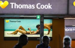 Thomas Cook ogłasza upadłość